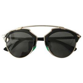 756877084116 Dior-Dior SUNGLASSES LUNETTES SO REAL Diorsoreal-B1to (Y1)-Black ...