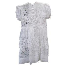 Autre Marque-Robes-Blanc