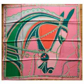 Hermès-Hermés Robe du soir-Pink