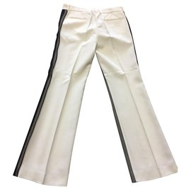 Céline-Pants-White