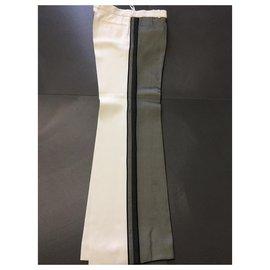 Céline-Pantalons-Blanc