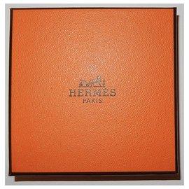 Hermès-GM PALLADIÉ FLACON PENDANT-Silvery