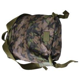 Valentino Garavani-Valentino backpack-Brown