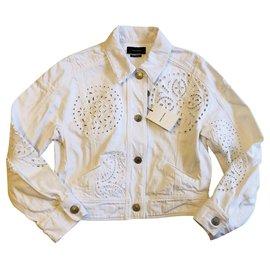 abc33ab9f0b Isabel Marant-Isabel Marant Jacket-White ...