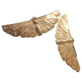 Autre Marque-Carita Paris - papillons-Doré