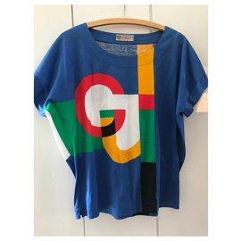 Gucci-G.Gucci   vintage-Bleu
