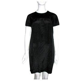 Paul Smith Black-Paul Smith black label silk dress-Black