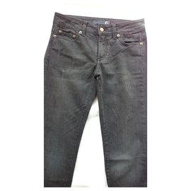 Just Cavalli-Just Cavalli Jean, size 26-Noir
