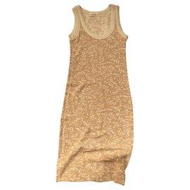 Marc Cain-Dresses-Golden