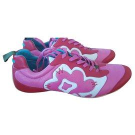 Kenzo-Sneakers kenzo retro-Pink,White,Red
