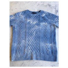 Gucci-Tricots-Bleu clair
