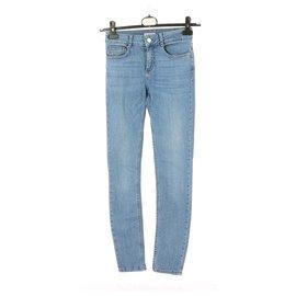 Claudie Pierlot-Pantalon-Bleu