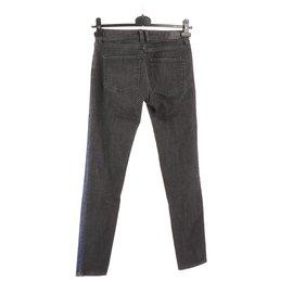 Sandro-Jeans-Bleu Marine
