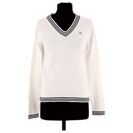Ralph Lauren-Pull-Blanc