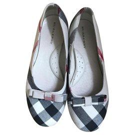 Burberry-Burberry ballerinas-Beige