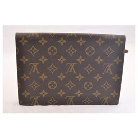 Louis Vuitton-Louis Vuitton Pochette Rabat-Marron