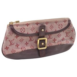 Louis Vuitton-Louis Vuitton Mini Anne Sophie Pochette-Rose