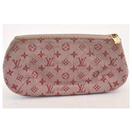 Louis Vuitton-Louis Vuitton Mini Anne Sophie Pouch-Pink