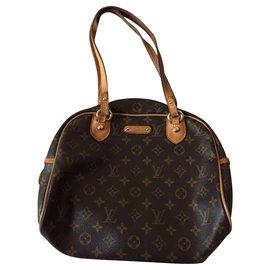 Louis Vuitton-LV bag-Brown