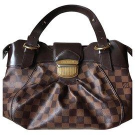 Louis Vuitton-LV sistina Pm-Brown