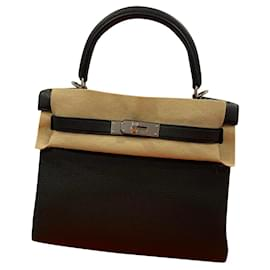 Hermès-Kelly 28-Noir