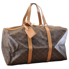 Louis Vuitton-Louis Vuitton Sac souple 45-Marron