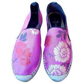 Etro-Etro sneakers-Black,Pink