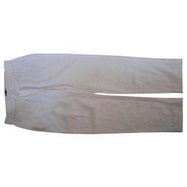 The Kooples-Pantalon THE KOOPLES SPORT-Blanc cassé