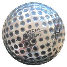 Hermès-Golf-Silvery