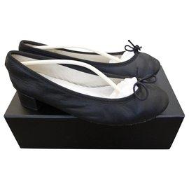 regarder 82d88 bf440 Chaussures luxe Repetto occasion - Joli Closet