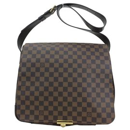 Louis Vuitton-bastille bag-Brown