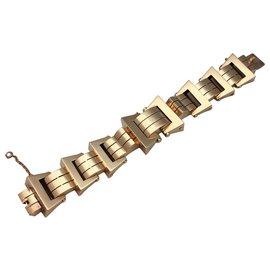 inconnue-Bracelet Tank or jaune.-Autre