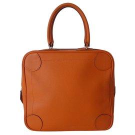 Hermès-sac Hermes Omnibus II-Orange