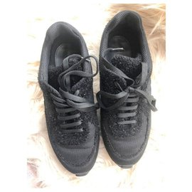 Chanel-Sneakers-Black