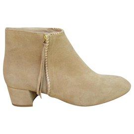 023066339714 Second hand Maje Ankle boots - Joli Closet