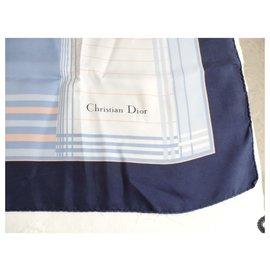 Christian Dior-Carré Dior-Multicolore
