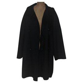 Jean Paul Gaultier-Manteaux, Vêtements d'extérieur-Noir