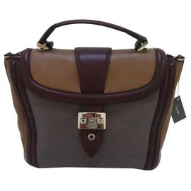 8f83061639 Lancel-Sac à main Joséphine Satchel de Lancel-Multicolore ...