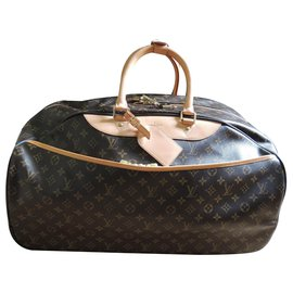 Louis Vuitton-LOUIS VUITTON BAGAGE EOLE 60-Marron