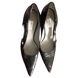 Max Mara-MaxMara evening shoes-Black