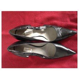 Max Mara-chaussures du soir MaxMara-Noir