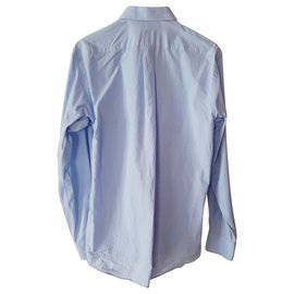 Kenzo-Chemise-Bleu