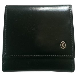 Cartier-Wallets Small accessories-Black