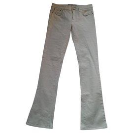 Ralph Lauren-jeans-Blanc