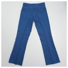 Levi's-Pantalons-Bleu