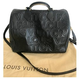 Louis Vuitton-Miteux 30-Noir
