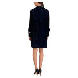 Gucci-Gucci dress new-Bleu
