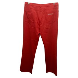 Burberry-Burberry London Jeans-Red