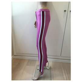 Gucci-Pantalon slim-Rose