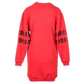 Alexander Mcqueen-Dress new-Red